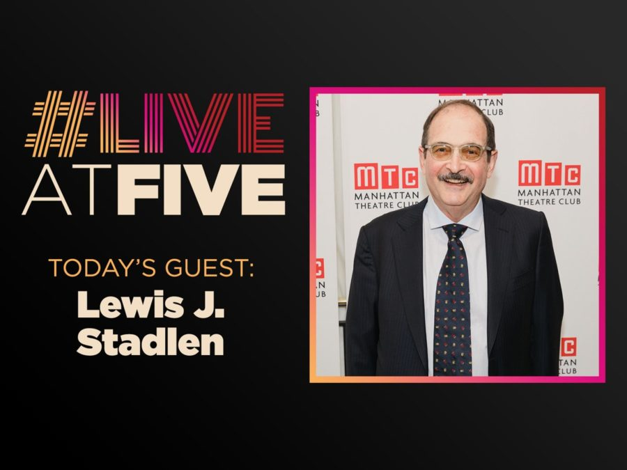 Still - Live at Five - Lewis J. Stadlen