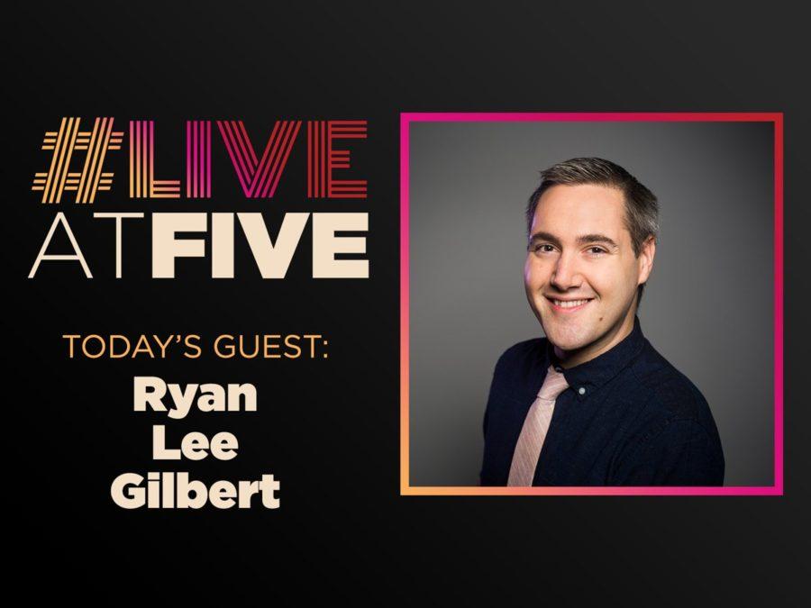 Still - Live at Five - Ryan Lee Gilbert