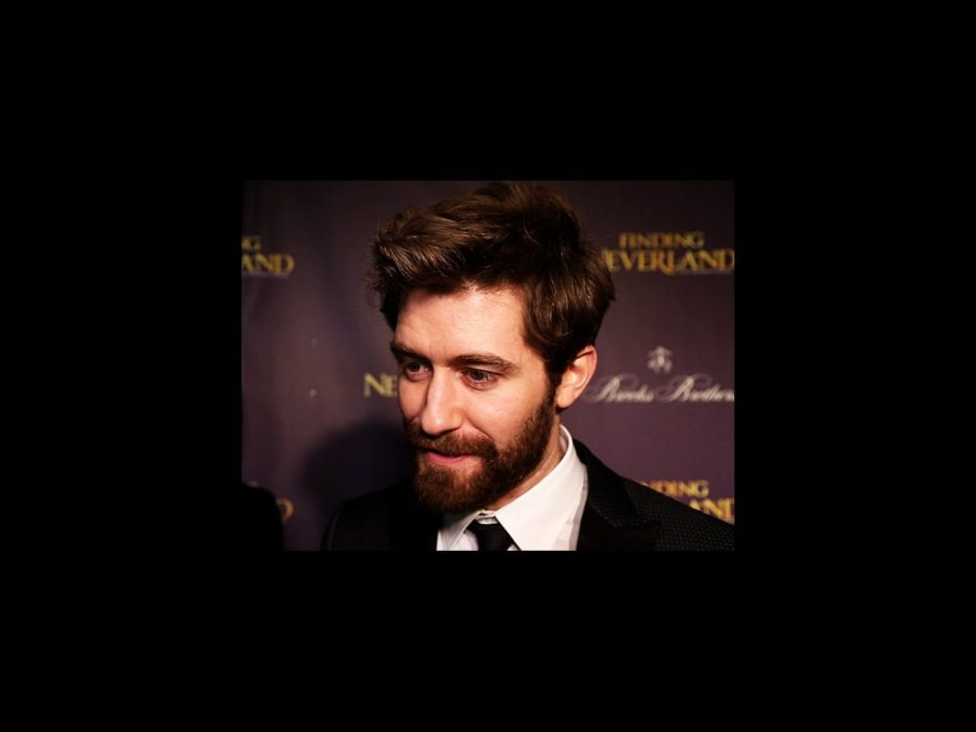 VS - Opening Night - Finding Neverland - 4/15 - Matthew Morrison