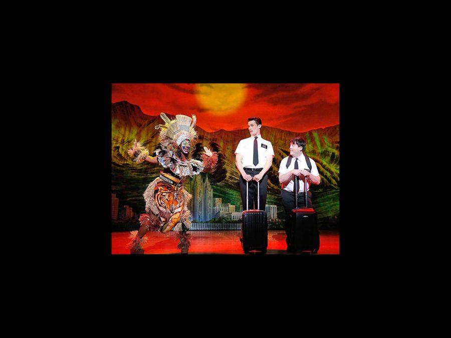 PS - The Book of Mormon - tour 1 - Mark Evans - Christopher John O'Neill - wide - 1/13