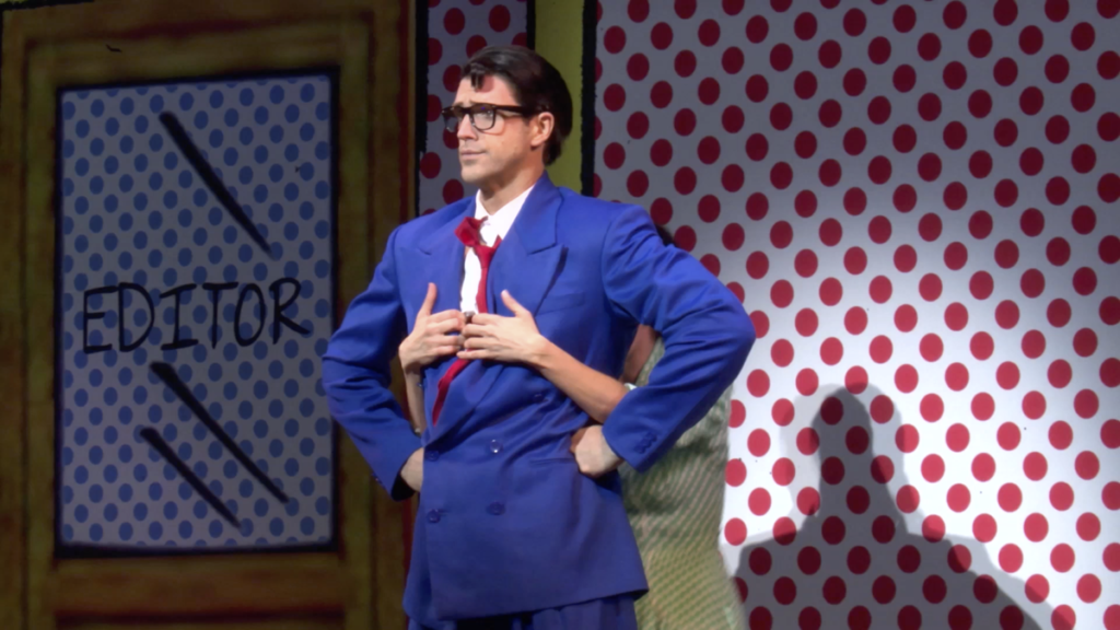 Still - Prince of Broadway Show Clips