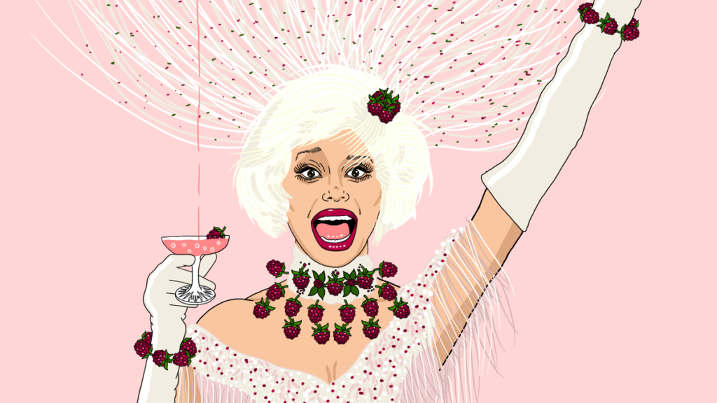 Design - Carol Channing - 1/19 - Ryan Casey