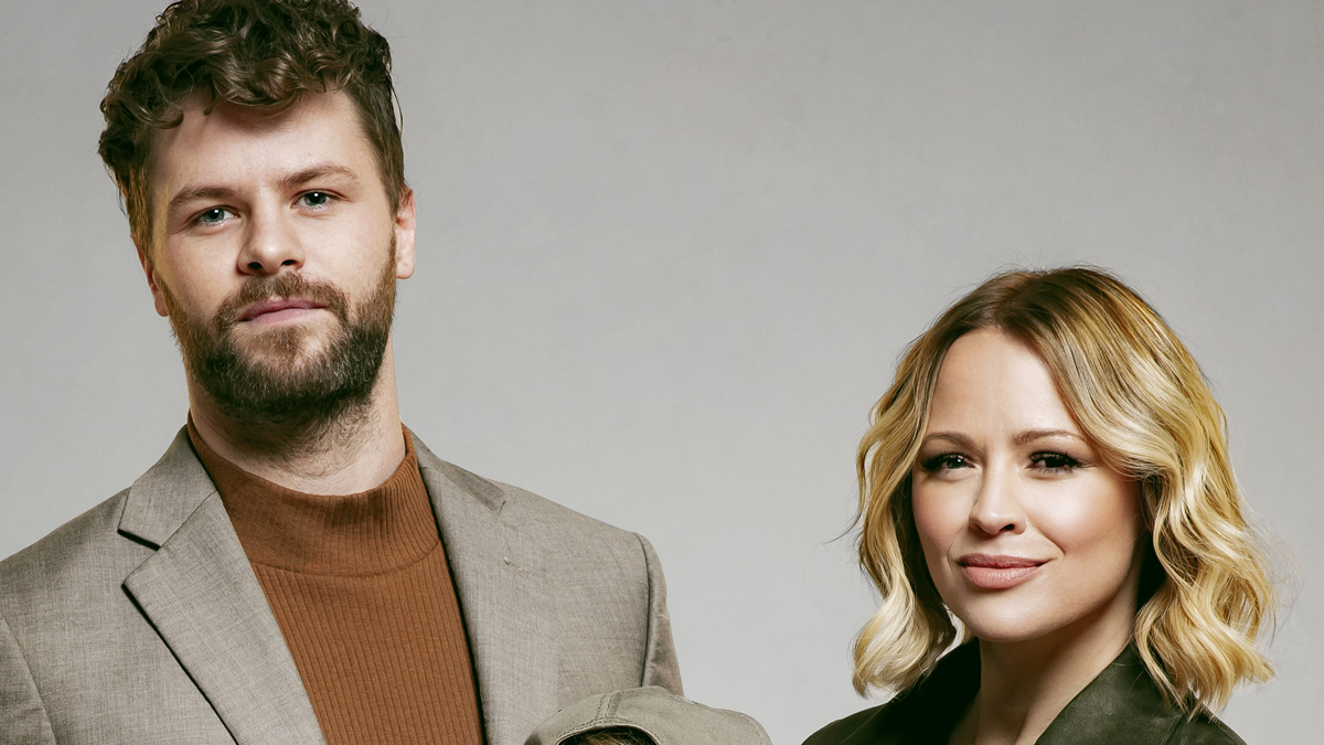 Sleepless - Jay McGuiness - Kimberley Walsh - Theo Collis - 02/2020 - Matt Crockett