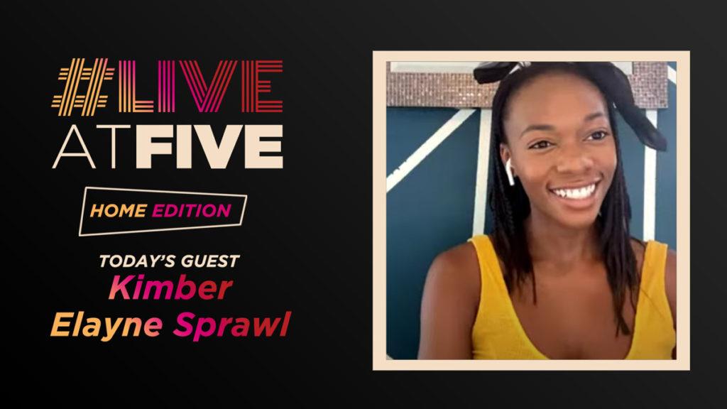 Still - Live at Five - Kimber Elayne Sprawl - 4.3