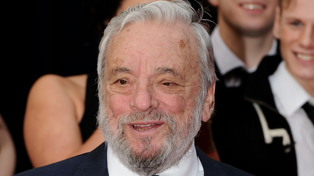 Stephen Sondheim - 3/11 - Getty Images