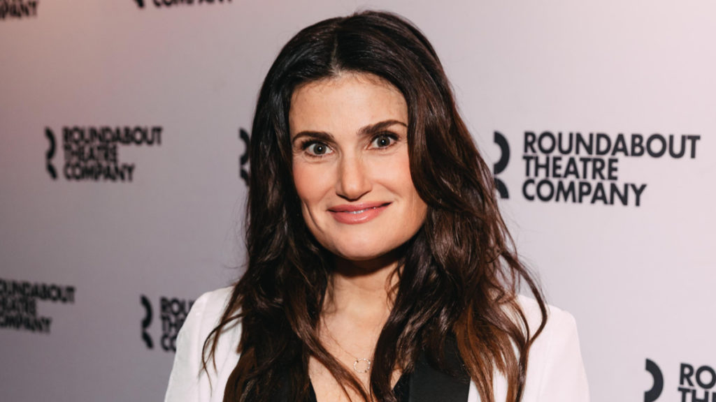 Idina Menzel - 05/2018 - Emilio Madrid for Broadway.com
