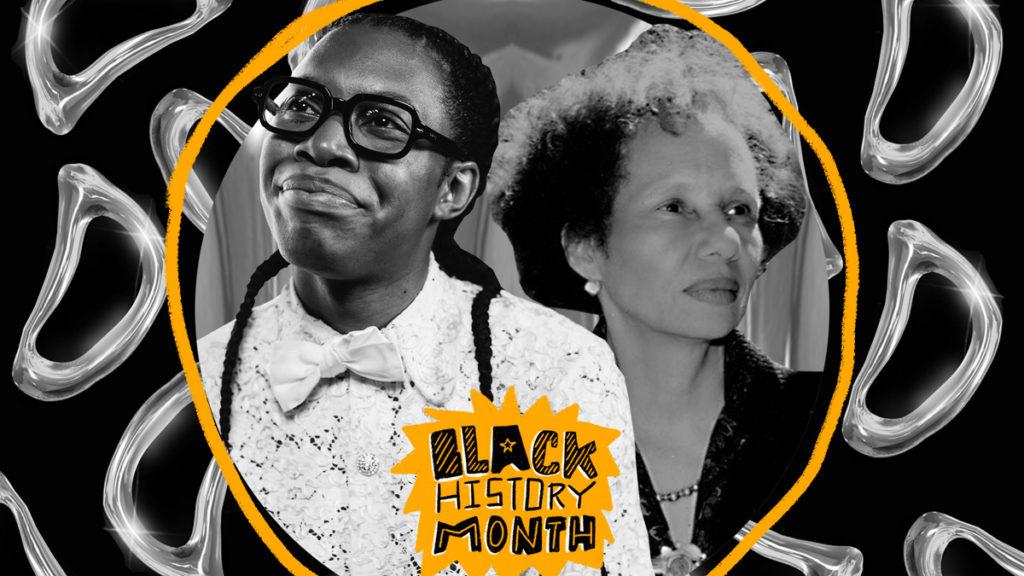 Black History Month 2021 - Jeremy O. Harris - Adrienne Kennedy