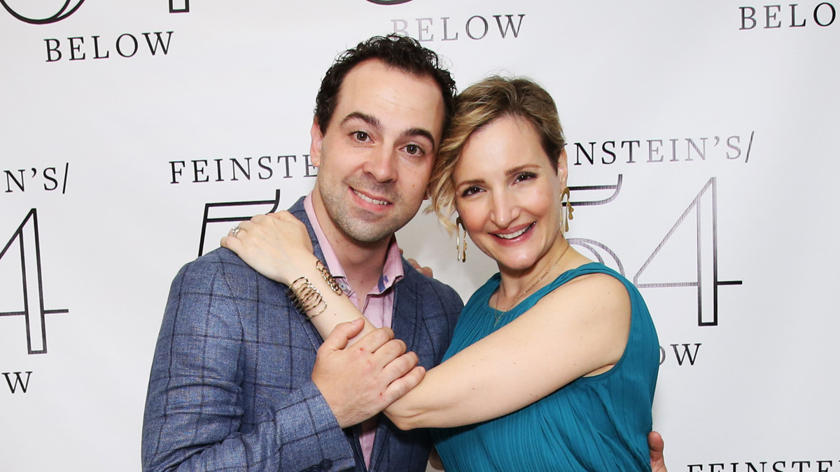 Rob McClure - Maggie Lakis (Walter McBride/Getty Images)