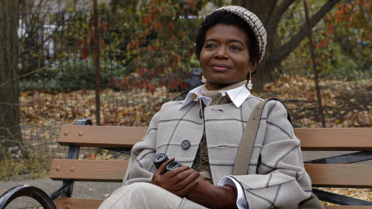 LaChanze - The Blacklist - 3/21 - Will Hart/NBC