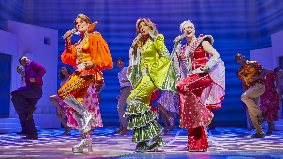 PS - West End - Mamma Mia! - Kirsty Hoiles as Tanya