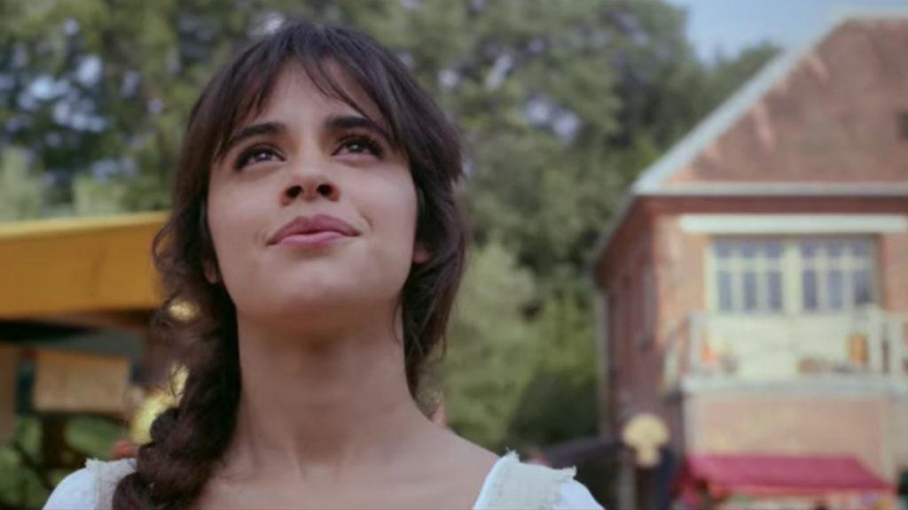 """WI - 6/21 - Camila Cabello in """"Cinderella"""""""